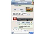 Bild: Instant Messaging mit Mehrwert: Die App WhatsApp.