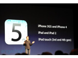 Bild: iOS 5 wird im Herbst 2011 erscheinen.