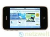 Bild: Das iPhone 3GS soll in einer Prepaid-Variante neu aufgelegt werden.