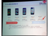 Bild: Das iPhone 5 soll einer Präsentation der China Telecom zufolge HSPA+ unterstützen.