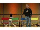 Bild: iRobot-Chef Colin Angle hat auf der Google I/O Anwendungsmöglichkeiten des AVA genannt.