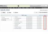 Bild: iTunes in der Cloud: Einkäufe jederzeit erneut aus der Wolke laden.