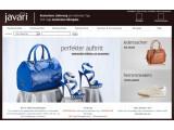Bild: Mit Javari.de hat Amazon einen eigenen Onlineshop für Schuhe und Handtaschen gestartet.