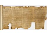 Bild: Die Jesajarolle soll die älteste Fassung des Prophetenbuchs Jesaja sein, das sich auch in der Bibel befindet.