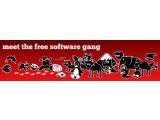 Bild: Mit Kampagnen fördert die FSF regelmäßig den Gedanken freier Software.
