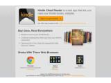 Bild: Kindle Cloud Reader: Software zum Bücherlesen abseits des App Store.