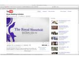 Bild: Die königliche Hochzeit wird im Netz live bei YouTube ausgestrahlt.
