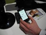 Bild: Kontaktloses Bezahlen mit dem Handy war auch auf der CeBIT 2011 in Hannover ein Thema.