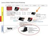 Bild: Lenovo hat für dieses Jahr offenbar noch die Veröffentlichung mehrerer Honeycomb-Tablets geplant.