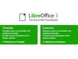 Bild: LibreOffice kann kostenlos mit Vorlagen und Plugins erweitert werden.