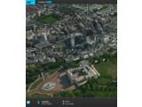 Bild: London ist eine der 20 Städte, die bereits bei Ovi Maps 3D erkundet werden können.