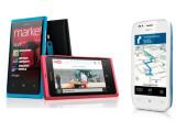 Bild: Das Lumia 800 und das Nokia 710 sind die ersten beiden Nokia-Smartphones mit Windows Phone 7.