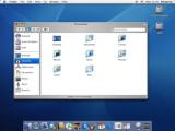 Bild: Mac OS X 10.3 alias Panther, veröffentlicht am 24. Oktober 2003