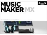 Bild: MAGIX Music Maker MX ist gleich in drei Versionen erhältlich.