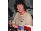 Bild: Majel Barrett Roddenberry lieh in den Star Trek-Filmen und der Serie dem Computersystem der Förderation ihre Stimme. Google soll nun an einem ähnlichen System arbeiten.