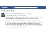 Bild: Mark Zuckerberg äußerte sich in einem Blogeintrag zu der Einigung mit der FTC.