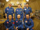 Bild: Die Mars-Mission der sechsköpfigen Crew geht heute zu ende.
