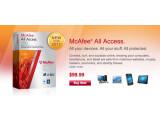 Bild: McAfee hat ein neues Sicherheitspaket namens All Access 2012 vorgestellt.