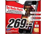 Bild: Media Markt bietet das Samsung Galaxy S Plus zu einem guten Preis an.