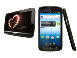 Bild: Medion bringt zur diesjährigen IFA zum ersten Mal einen eigenen Tablet-PC und ein eigenes Smartphone auf den Markt