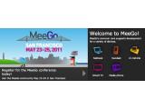 Bild: Meego 1.2 steht ganz im Zeichen der Meego-Konferenz, die dieser Tage stattfindet.