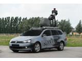 Bild: Microsoft schickt nun auch Kamerawagen auf deutsche Straßen.