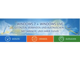 Bild: Microsoft Windows Live ist mit Windows stärker verzahnt als Office 365 mit Office.