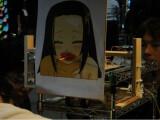 Bild: Die Mikado-Stäbchen essende Maschine soll laut den jungen Forschern auch Singles viel Spaß beim Spielen bringen.