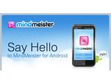 Bild: MindMeister ist ab sofort auch für Android erhältlich.