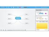 Bild: MindMeister ist eine Anwendung für Gedächtniskarten, die komplett im Browser läuft.
