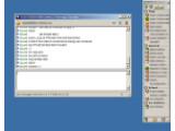 Bild: Mit Miranda IM können unterschiedliche Chat-Dienste an einer Stelle verwaltet werden.