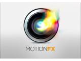 Bild: Motion FX fügt anspruchsvolle Effekte zu Kameraaufnahmen hinzu.