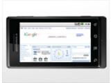 Bild: Das Motorola Milestone läuft nun mit Android 2.2.