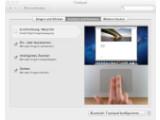 Bild: Das natürliche Scrollen ist die wohl ärgerlichste Neuerung in Mac OS X 10.7 alias Lion.