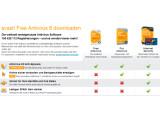 Bild: Neben avast! Free Antivirus bietet der Hersteller auch kostenpflichtige Antiviren-Software an.