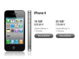 Bild: Neben dem iPhone 4 könnte Apple bald eine günstigere Mini-Variante des Smartphones verkaufen.