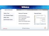 Bild: NetBeans bietet eine exzellente Dokumentation und zahlreiche Beispiele.