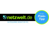 Bild: Netzwelt-Auszeichnung als Preis-Tipp