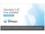 Bild: Bei netzwelt kann ein Release Candidate von Silverlight 5 heruntergeladen werden.