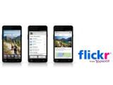 Bild: Die neue Flickr-App für Android Smartphones ist bereits im Android Market zu finden.