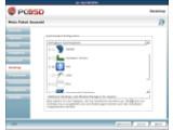Bild: Das neue PC-BSD kann nun auch mehrere Desktop-Umgebungen parallel.