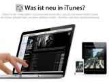 Bild: Die neuen Services iCloud und iTunes Match ermöglichen es Nutzern von überall auf ihre Dateien und Musik zuzugreifen.