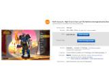 Bild: Neues Statussymbole: Bei eBay werden beispielsweise World of WarCraft-Charaktere bereits für mehre Hundert Euro gehandelt.