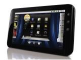 Bild: Neues Tablet von Dell: Im Inneren des Streak 7 arbeitet ein Nvidia Tegra 2-Prozessor.