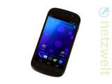 Bild: Das Nexus S läuft ab sofort mit Android 4.0.
