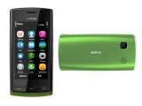 Bild: Mit dem Nokia 500 bringen die Finnen ein Einsteiger-Smartphone mit Symbian Anna auf den Markt.