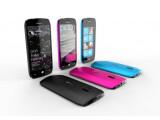 Bild: Nokia zeigte bereits erste Designstudien von möglichen WP7-Handys. Bis Ende 2012 sollen 16 Modelle erscheinen.