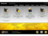 Bild: Norton 360 präsentiert sich als Komplettlösung für Wartung und Sicherheit des PC.