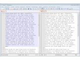 Bild: In Notepad++ lassen sich mehrere Dateien parallel bearbeiten.