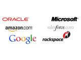 Bild: Nur sechs große Anbieter dominieren den Markt für Cloud Computing.